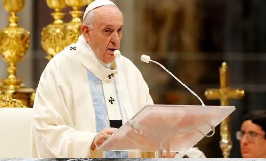 PAPA FRANCİS DİNLER ARASI DİYALOĞU ARTIRMAK İÇİN IRAK'A GİDİYOR