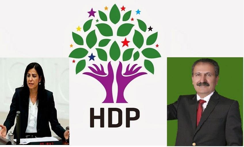 HDP'Lİ 2 ESKİ VEKİL TAHLİYE EDİLDİ