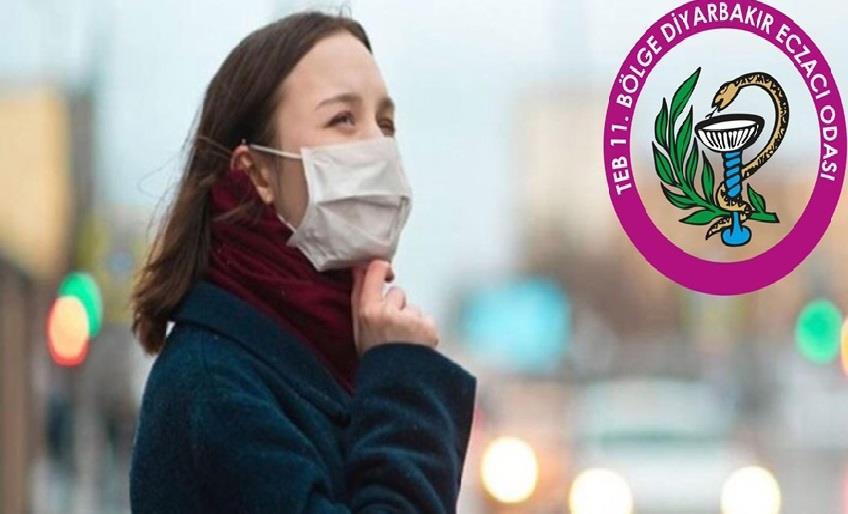Diyarbakır Eczacılar Odası, Kovid-19 salgını nedeniyle grip aşısına olan talebin arttığına ilişkin açıklama yaptı.