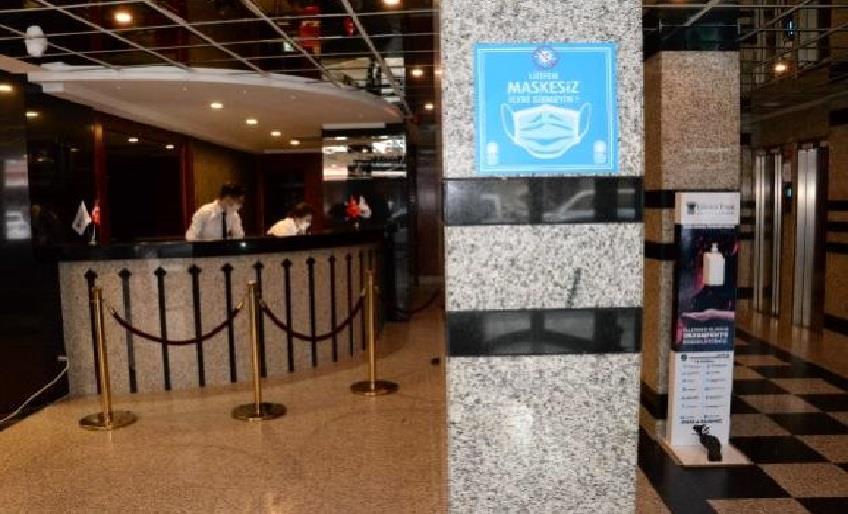 DİYARBAKIR'DA OTELLERİN DOLULUK ORANI OTELCİLERİ SEVİNDİRDİ