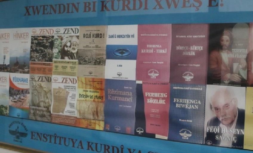 İSTANBUL'DA KÜRTÇE KURSLARI VERİLECEK