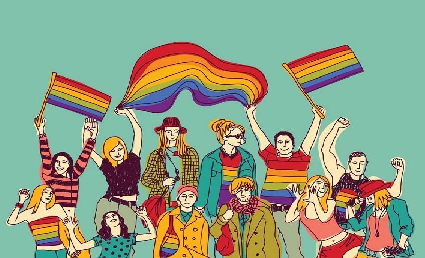 HEVİ LGBTİ+ DERNEĞİ MÜLTECİ VE LGBTİ+'LARIN YAŞADIKLARI HAK İHLALLERİ AÇIKLADI