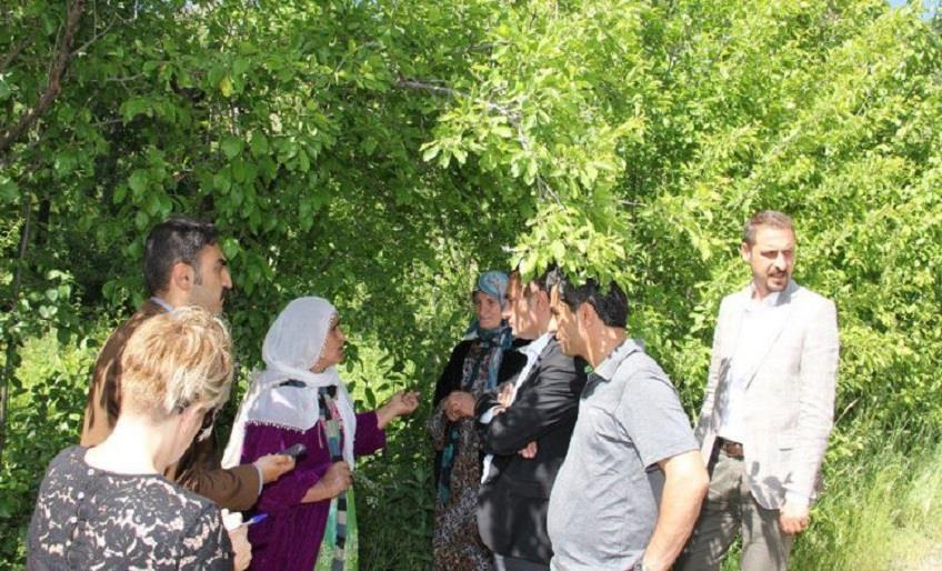 BÖLGE BAROLARI ŞEMDİNLİ'DEKİ İŞKENCEYİ İNCELEDİLER
