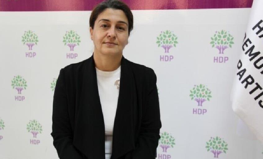 HDP DİYARBAKIR İL EŞBAŞKANI ALÖKEM'E 10 YIL 6 AY HAPİS CEZASI VERİLDİ