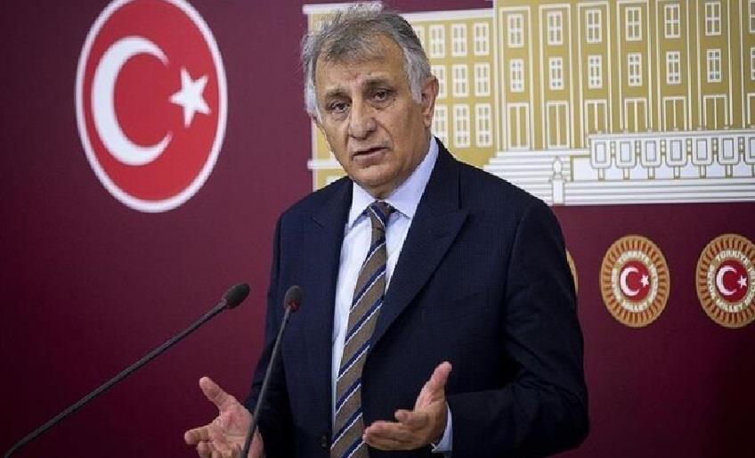 HDP'Lİ KATIRCIOĞLU HAKKINDA 'ÖRGÜT PROPAGANDASI' SORUŞTURMASI
