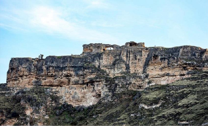 EĞİL KALESİ VE KRAL MEZARLARI UNESCO GEÇİCİ LİSTESİ YOLUNDA