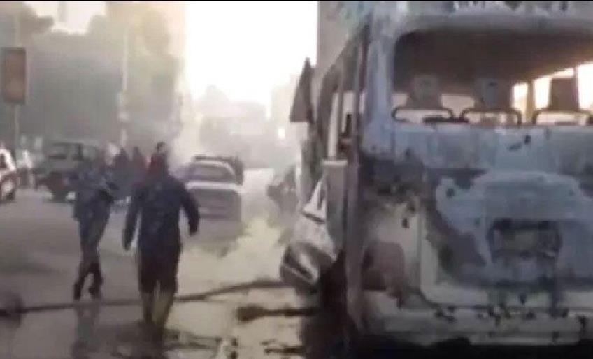 ŞAM'DA BOMBALI SALDIRI! EN AZ 13 ASKER ÖLDÜ